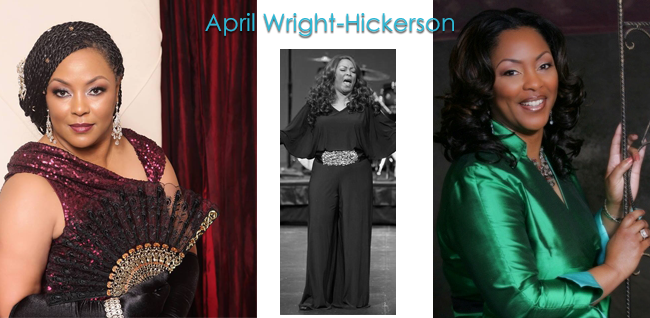 April-Wright-Hickerson at Narada's Great Gospel Show