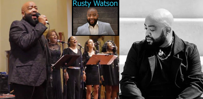 Rusty Watson - Narada's Great Gospel Show